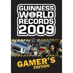 Guinness World Records 2009 -Gamer's Edition