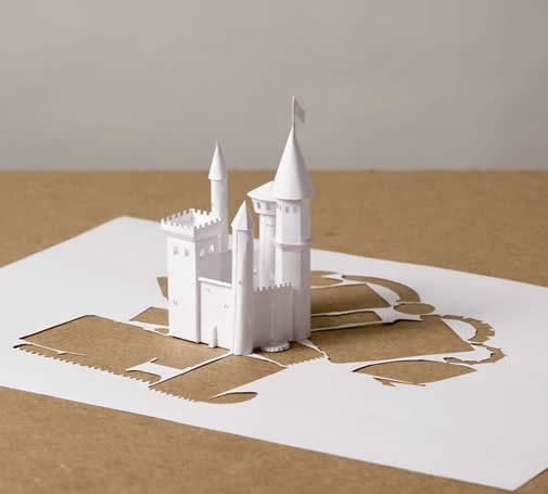 Peter Callesen's castle