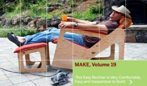 Makezine Chair