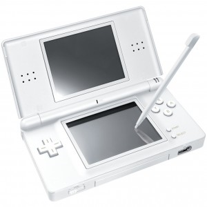 Nintendo DS game machine