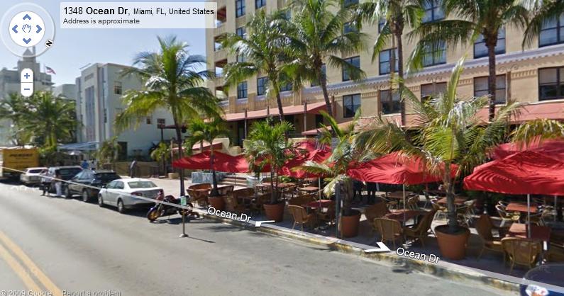 Miami Street View