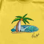 TruEmbroidery example-TROPICAL SCENE