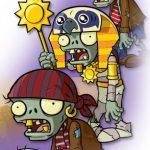 ,Plants vs Zombie 2