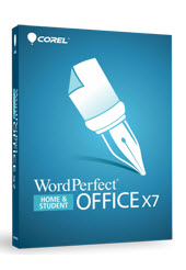 wordperfect home and student