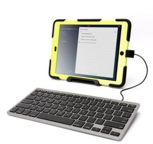 Wired Keyboard for iOS devices