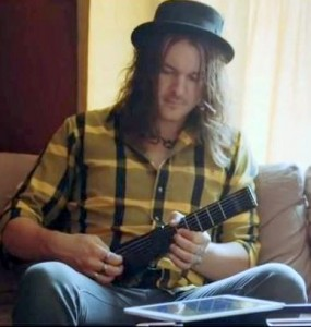 the jamstik in action
