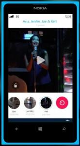 qik video message