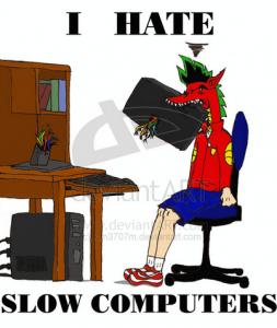 slow computers