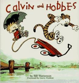 calvin and hobbes search engine