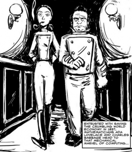 app for ipad -lovelace and babbage