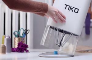 tiko 3D printer at kickstarter