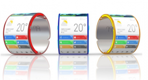 blu wearable smart phone