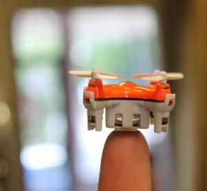 Aerius quadcopter