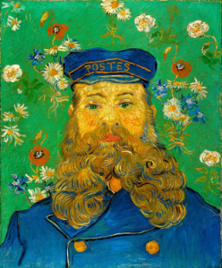 from van Gogh page on Artsy dot net