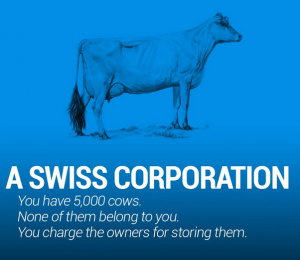 the world economy explained in two cows