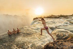 Devil's Pool, Zimbabwe