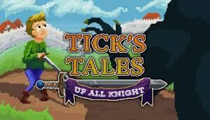 Ticks Tales -game